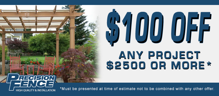 precision fence coupon