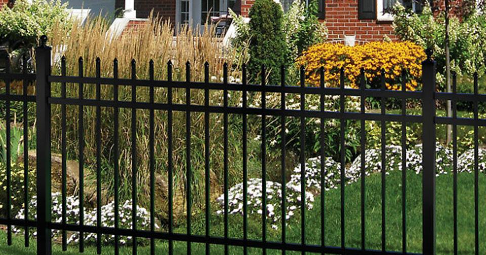 Aluminum Fence Gates Amp Panels Suffolk County Amp Nassau