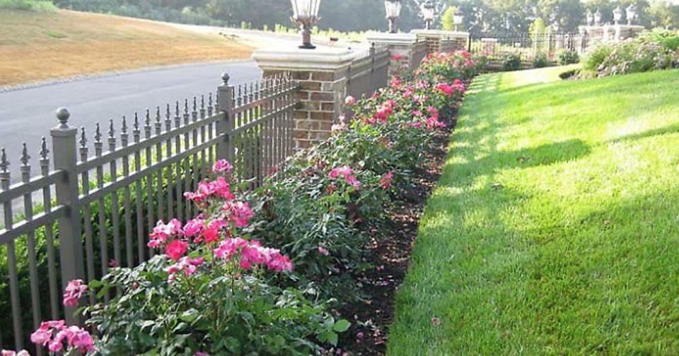 aluminum fence gates  u0026 panels suffolk county  u0026 nassau county