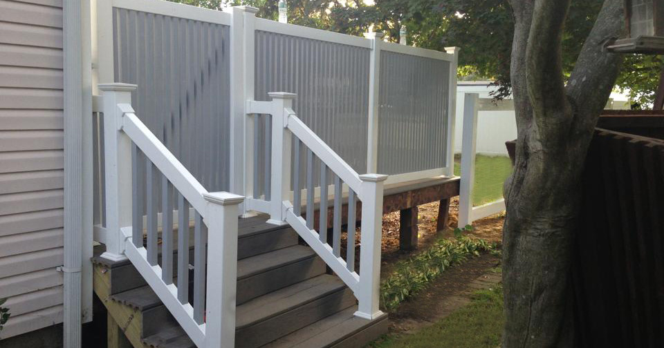 Outdoor Railing Services Long Island